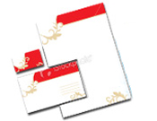 Poppy Print - Stationary